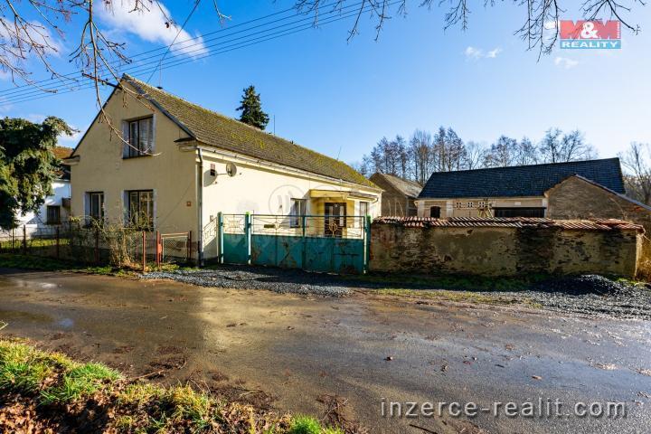 Prodej, rodinný dům, 90 m², Horšovský Týn