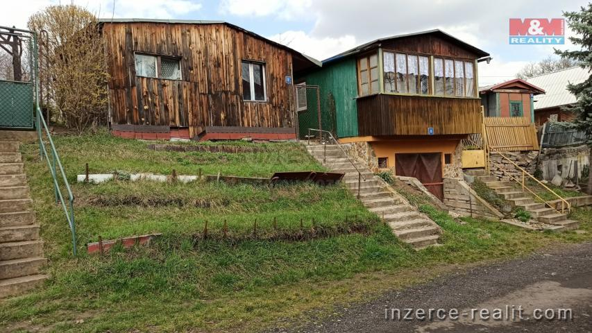 Prodej, zahrada, 424 m2, Kadaň, ul. Třešňová