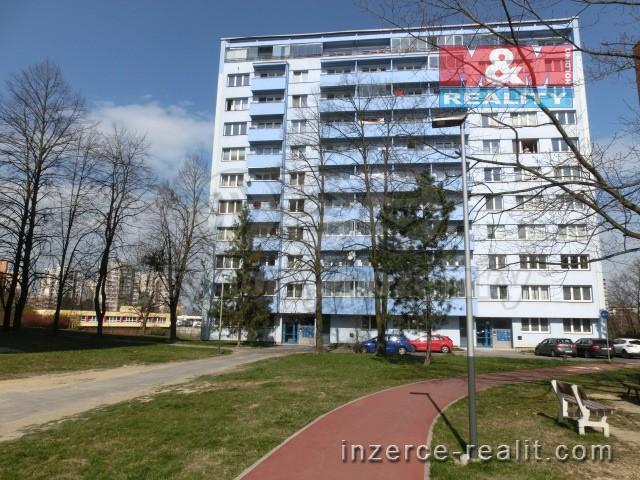 Prodej, byt 1+1, 36 m², Ostrava, ul. Srbská