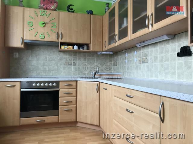 Prodej, byt 3+kk, 67 m2,Tišnov, ul. Formánkova
