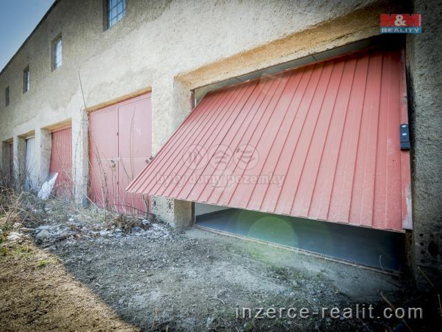 Prodej, garáž, 20 m², Příbram, ul. U Lilky