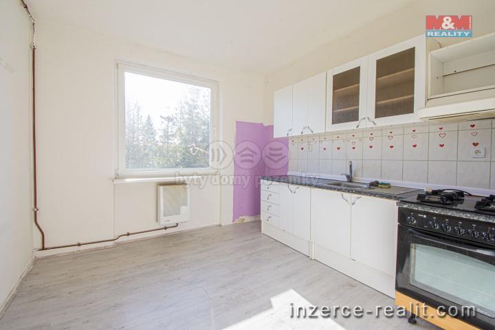 Pronájem, byt 1+1, 42 m², Lichnov