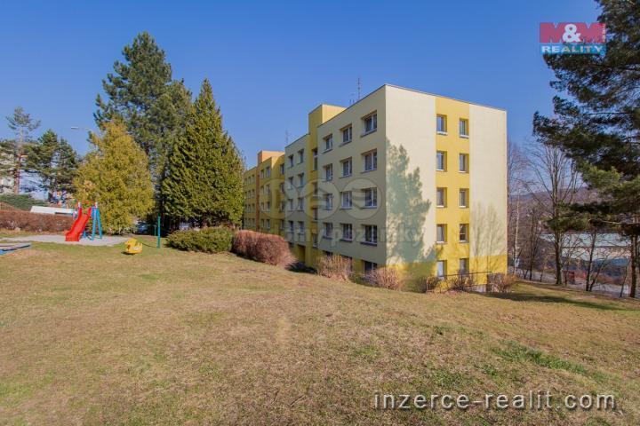 Prodej, byt 1+1, 45 m², Vimperk, ul. Mírová