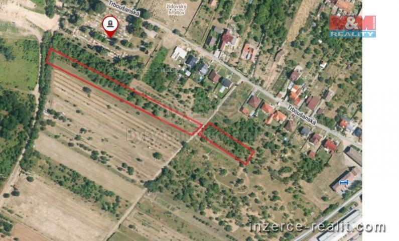Prodej, zahrada, 4534 m2, Dolní Kounice