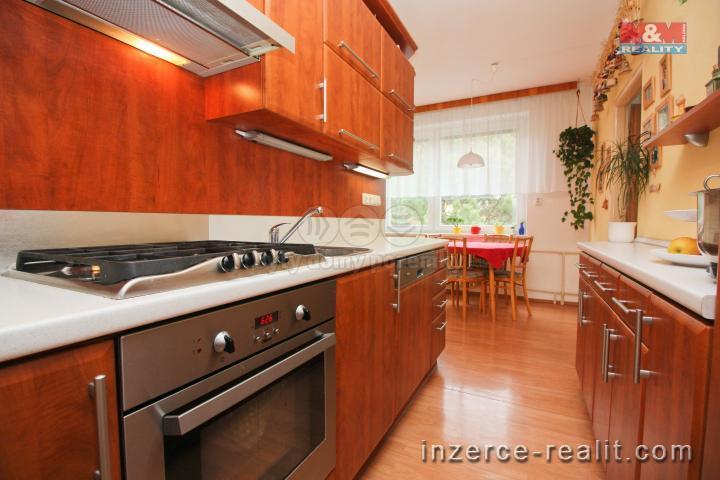 Prodej, byt 3+1, 79 m², Tišnov, ul. Hornická