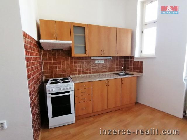 Pronájem, byt 1+1, 35 m2, Jablonec nad Nisou