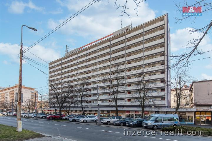 Pronájem, byt 2+1, Pardubice, ul. Palackého třída
