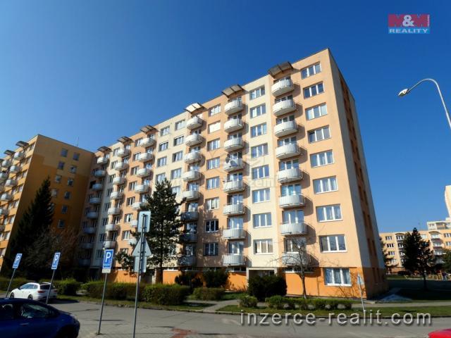 Pronájem, byt 1+1, České Budějovice, ul. V. Talicha
