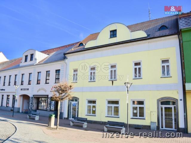 Pronájem, byt 1+1, 40 m², Protivín, ul. Masarykovo nám.