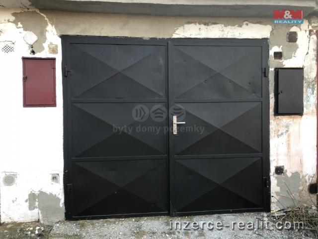 Prodej, garáž, Krnov, ul. Hlubčická