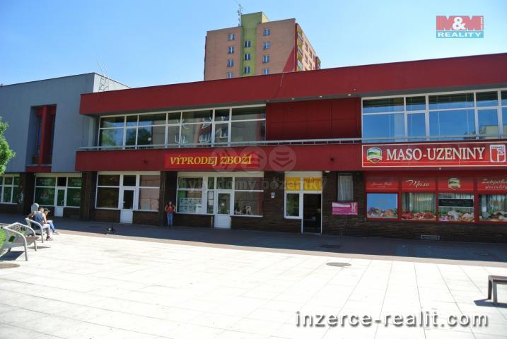 Pronájem, obchod a služby, 322 m², Český Těšín, ul. Kysucká