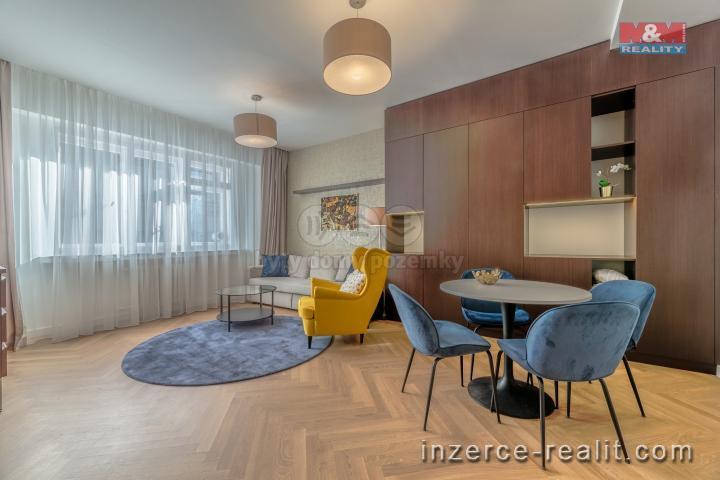 Prodej, byt 5+kk, 115 m², Praha, ul. Rybná