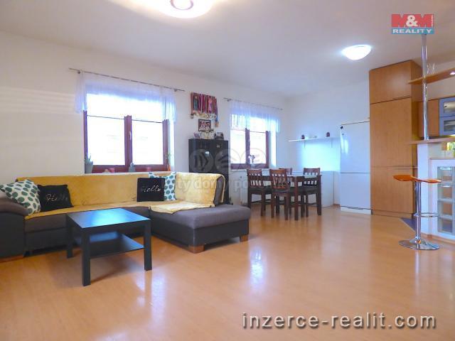 Pronájem, byt, 3+kk, 85 m2, Jesenice u Prahy