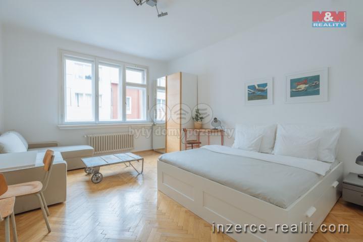 Pronájem, byt 1+1, 25 m², Praha 1 - Nové Město