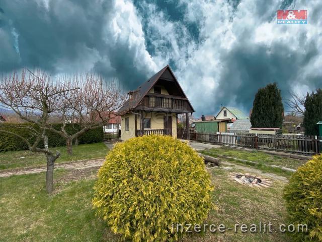 Prodej, zahrada, 627 m2, Duchcov, zahrádkářská kolonie