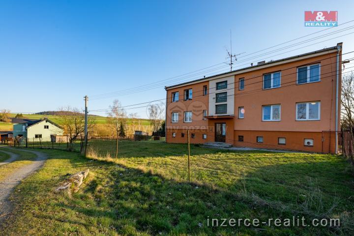 Prodej, byt 3+1+B, 65 m², Všeruby - Hyršov