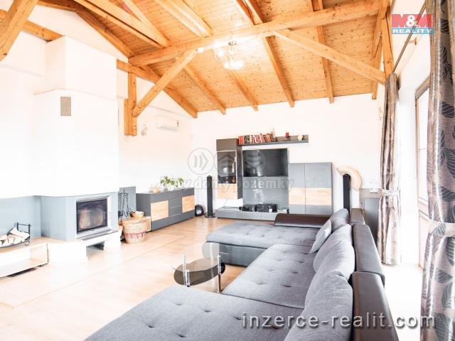 Prodej, rodinný dům 9+1, 310 m2, Horní Bludovice