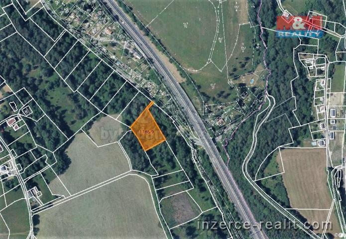 Prodej, louka, 3735 m², Jeřmanice