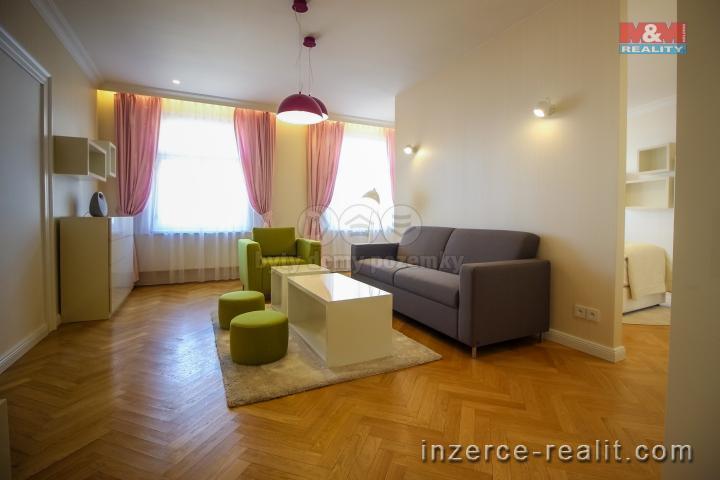Pronájem, byt 2+kk, 71 m², Praha, ul. Revoluční