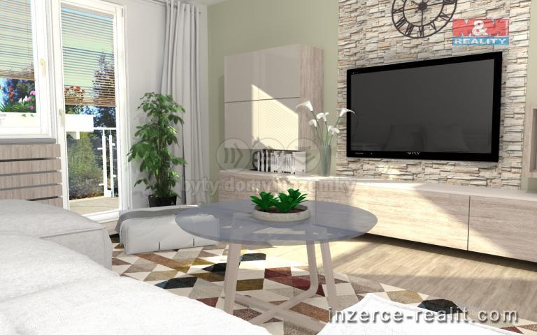 Prodej, byt 4+kk, 97 m², Praha, ul. Dlouhá