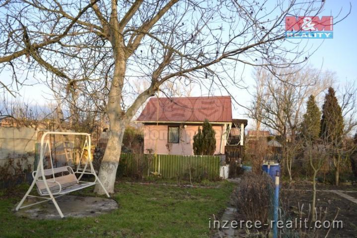 Prodej, zahrada, 341 m2, Louny, ul. Dobroměřická