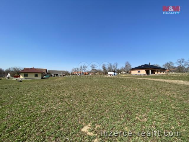 Prodej, pozemek, 5469 m², Zhoř u Mladé Vožice