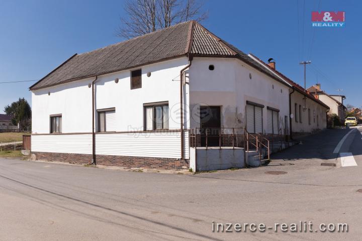 Prodej, komerční prostory, Křelovice