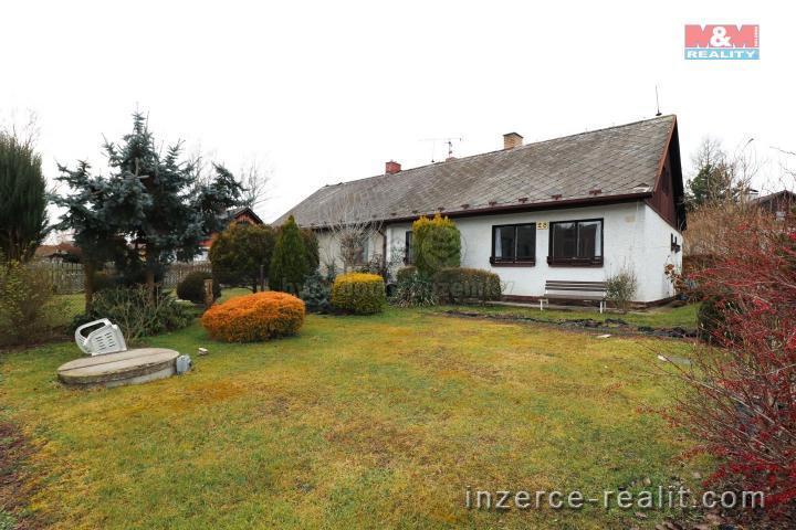 Prodej, rodinný dům, 65 m², Bystřice
