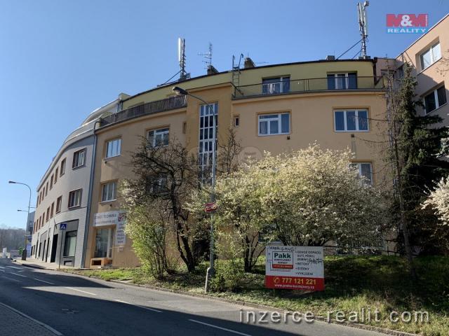 Pronájem, byt 1+1, 46 m2, Praha 6 - Veleslavín