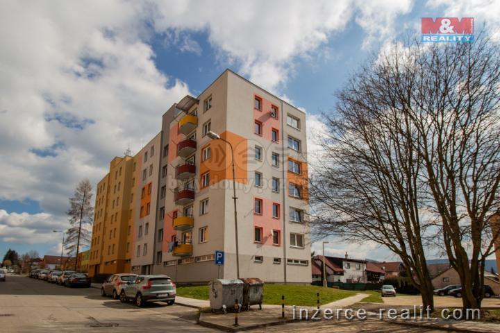 Prodej, byt 3+1, 76 m², Volary, ul. Sídl. Míru