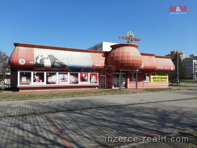 Prodej, komerční objekt, Ostrava, ul. Cholevova