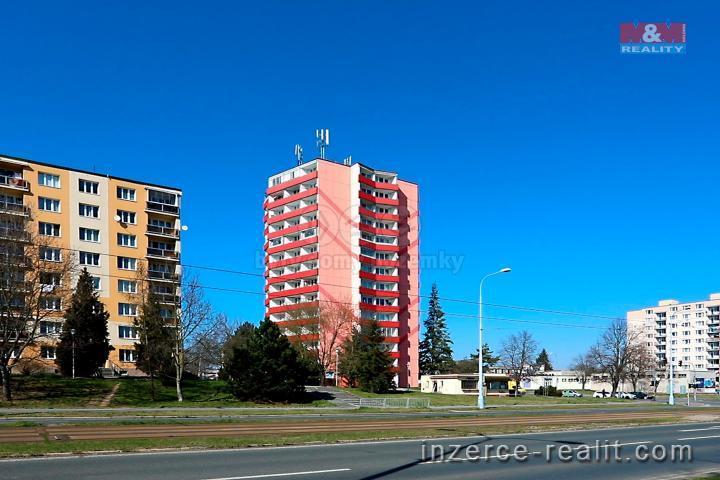 Prodej, byt 2+1, 68 m², Plzeň, ul. Vejprnická