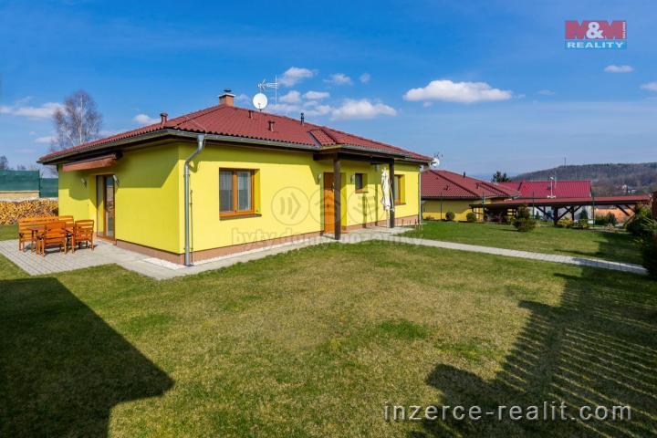 Prodej, rodinný dům 4+KK, 115 m2 Těšovice u Sokolova