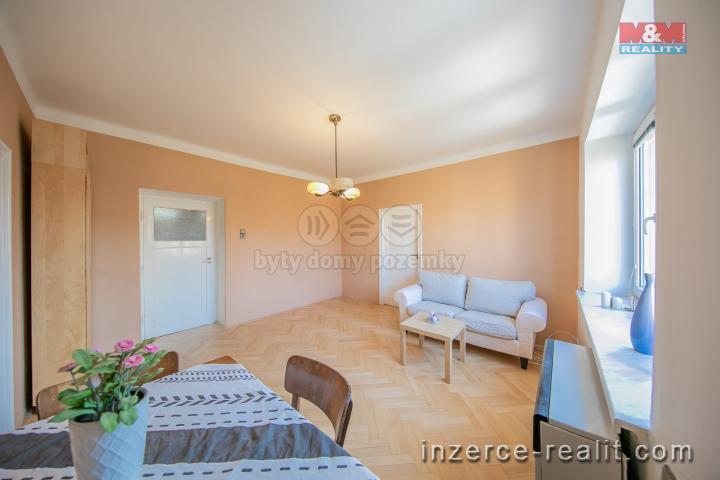 Prodej, byt 3+1, 72 m², Ostrava, ul. Korunní