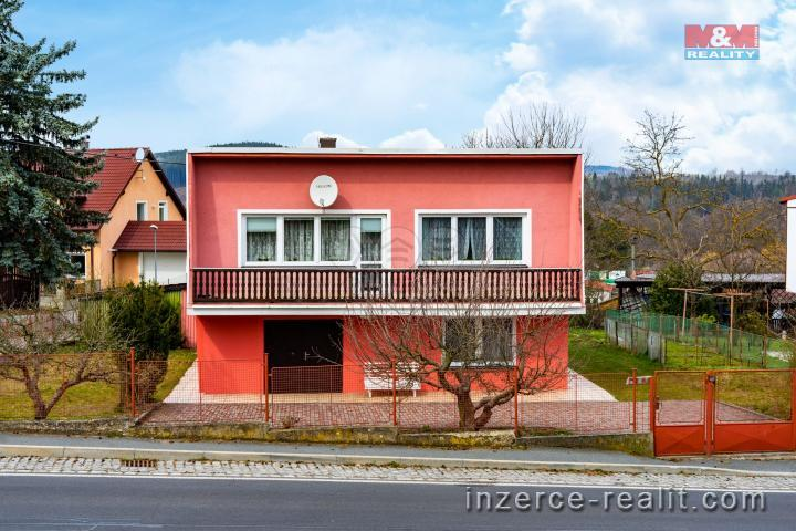 Prodej, rodinný dům, 154 m², Tachov, ul. Americká