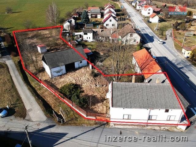 Prodej, rodinný dům, Křelovice