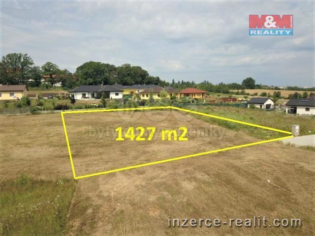Prodej, stavební pozemek, 1427 m², Benešov
