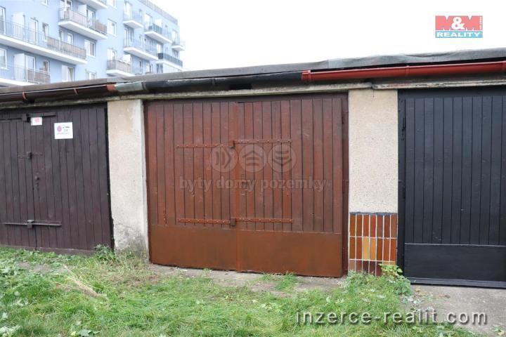 Pronájem, garáž, 18 m², Praha, ul. Novobohdalecká