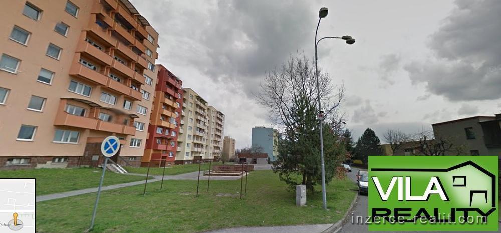 Pronájem garsoniéry v Ostravě Porubě na ul. B. Nikodéma