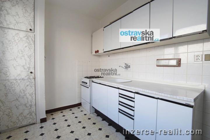 Prodej, byt 3+1, Orlová - Lutyně, ul. Kpt. Jaroše, 57 m2, dům po revitalizaci