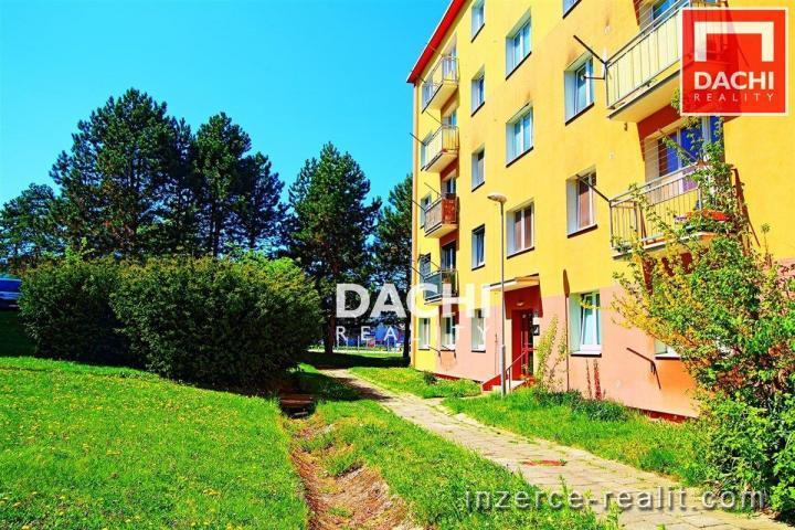 Prodej bytu 3+1 s balkónem, 62 m  v Olomouci, ul. Junácká.