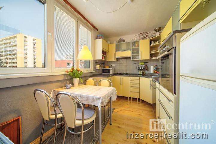Prodej bytu 3+1 66 m2 Puškinská, Kutná Hora Hlouška