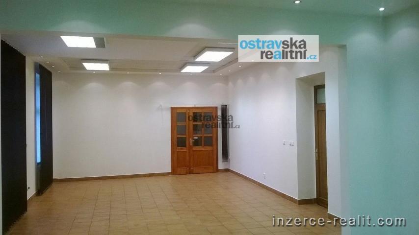 Pronájem, kanceláře, prodejna apod., Bohumín, ul. Komenského, 125 m2