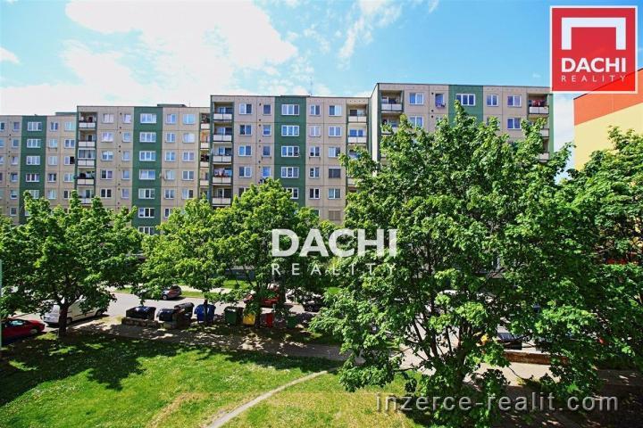 Prodej bytu 1+1 s lodžií, 36 m2 v Olomouci, ul. Družební