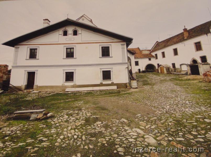 Prodej historického mlýna ve Znojmě