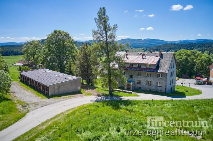Prodej činžovního domu 2305 m2, Lenora Zátoň