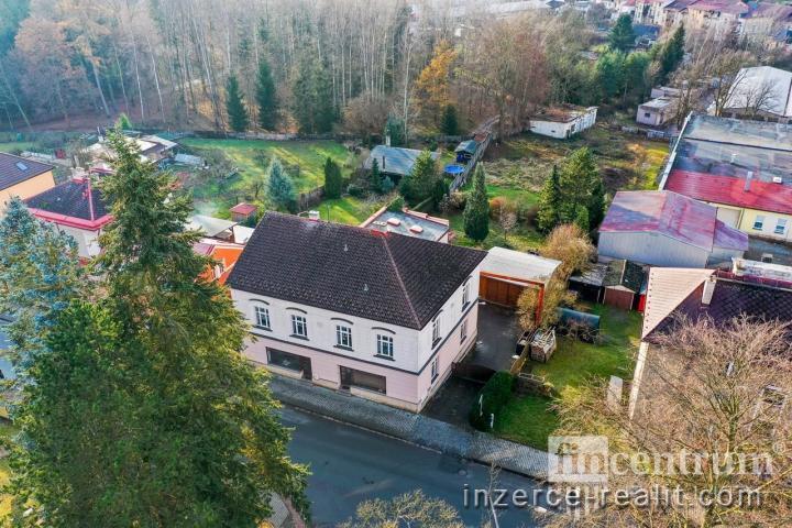Prodej rodinného domu 360 m2 Manželů Burdychových, Červený Kostelec