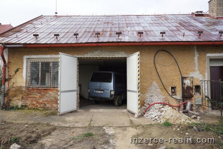 Pronájem, Výroba, 70 m2 - Červený Újezd
