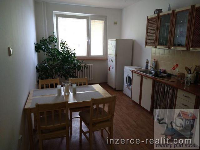 Prodej bytu 3+1+L v České Lípě na sídlišti Špičák.