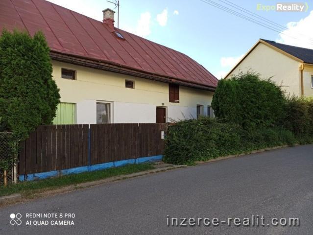 Prodej domu ve Fryštáku, ul. Dr. Absolona